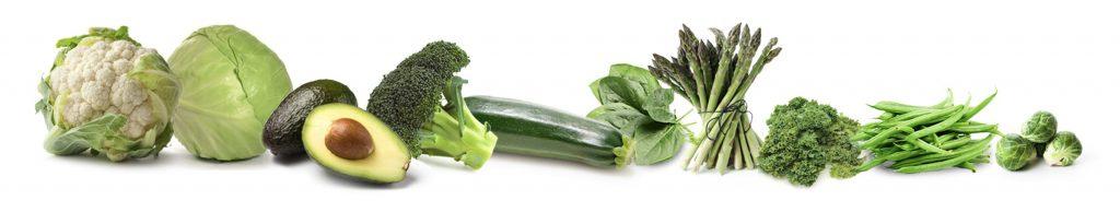 recettes keto - quels legumes manger?