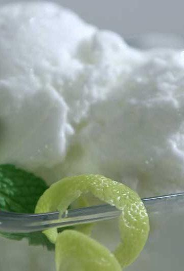 Sorbet 2 citrons keto cetgoene